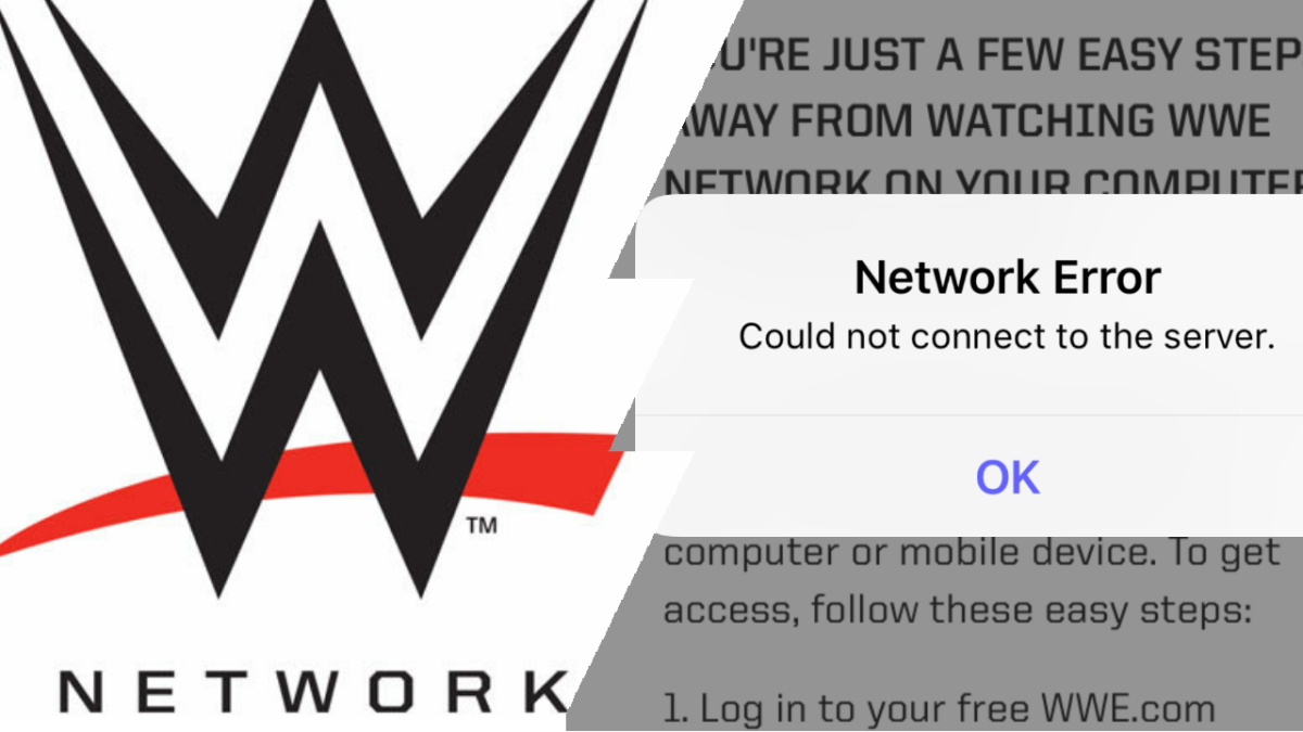 WWE announces that several devices will no longer be compatible with the network after May 21