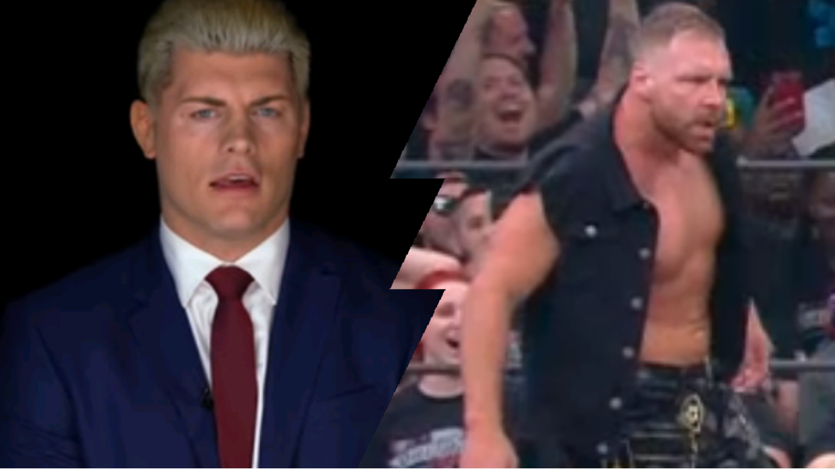 Cody confirms that Jon Moxley has signed a multi-year contract withAEW