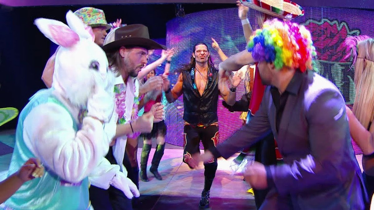Adam Rose all set to retire after one final match