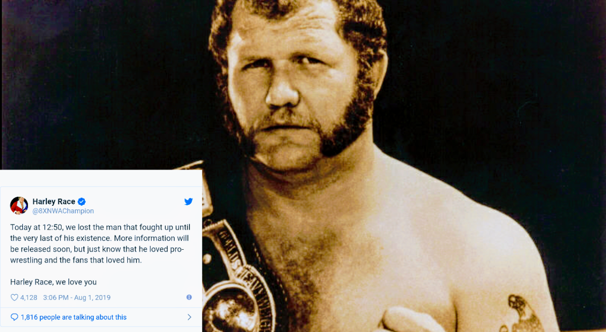 Rest East Harley Race